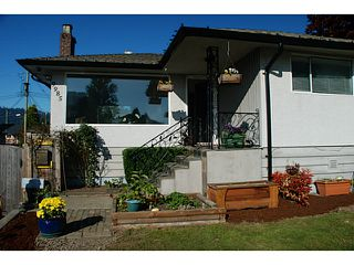 Photo 1: 9985 DAVID Drive in Burnaby: Sullivan Heights House for sale (Burnaby North)  : MLS®# V1032852