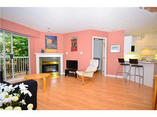 Photo 3: 307 1035 AUCKLAND Street in New Westminster: Uptown NW Condo for sale : MLS®# V942214