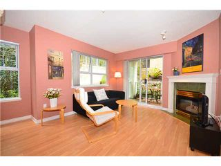 Photo 4: 307 1035 AUCKLAND Street in New Westminster: Uptown NW Condo for sale : MLS®# V942214
