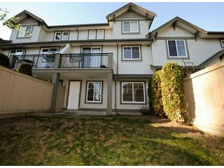 "Photo 17: 16 14453 72ND Avenue in Surrey: East Newton Townhouse for sale in ""SEQUOIA GREEN"" : MLS®# F1326702"