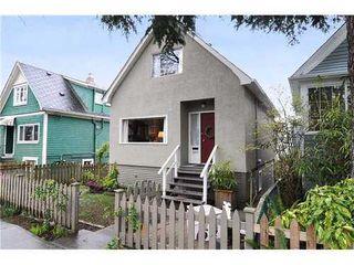 Photo 1: 5205 ST CATHERINES Street in Vancouver East: Fraser VE Home for sale ()  : MLS®# V943590