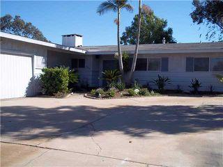 Photo 2: LA JOLLA House for sale or rent : 4 bedrooms : 5878 Soledad Mountain Road