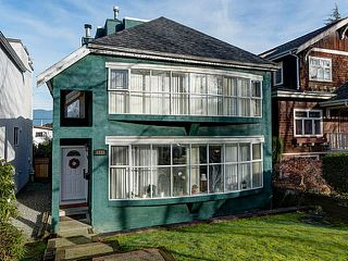Main Photo: 4433 W 6TH Avenue in Vancouver: Point Grey House for sale (Vancouver West)  : MLS®# V1105654