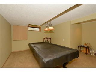 Photo 21: 38 WEST HALL Place: Cochrane House for sale : MLS®# C4011661