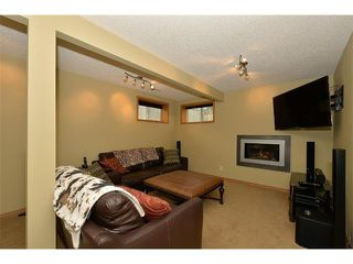Photo 22: 38 WEST HALL Place: Cochrane House for sale : MLS®# C4011661