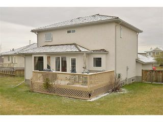 Photo 25: 38 WEST HALL Place: Cochrane House for sale : MLS®# C4011661