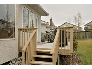 Photo 26: 38 WEST HALL Place: Cochrane House for sale : MLS®# C4011661