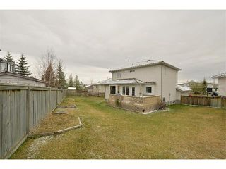 Photo 24: 38 WEST HALL Place: Cochrane House for sale : MLS®# C4011661