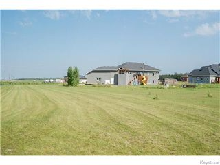 Photo 20: 217 OAK PARK Drive in KLEEFELD: Manitoba Other Residential for sale : MLS®# 1524445
