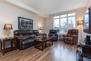 "Photo 2: 106 55 EIGHTH Avenue in New Westminster: GlenBrooke North Condo for sale in ""EIGHTHWEST"" : MLS®# R2028474"