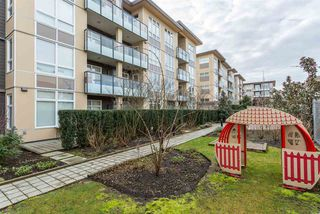 "Photo 18: 106 55 EIGHTH Avenue in New Westminster: GlenBrooke North Condo for sale in ""EIGHTHWEST"" : MLS®# R2028474"