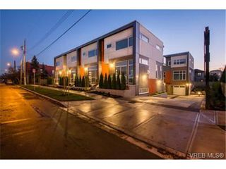 Photo 20: 7 21 Ontario Street in VICTORIA: Vi James Bay Townhouse for sale (Victoria)  : MLS®# 360816