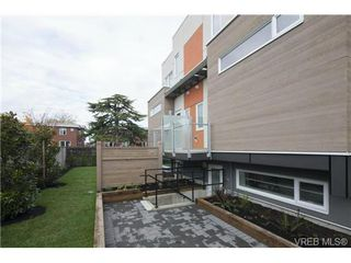 Photo 19: 7 21 Ontario Street in VICTORIA: Vi James Bay Townhouse for sale (Victoria)  : MLS®# 360816