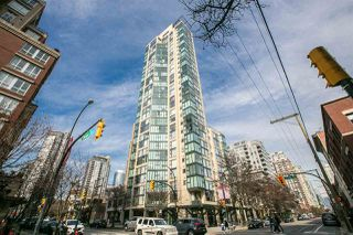 "Photo 1: 2204 1155 HOMER Street in Vancouver: Yaletown Condo for sale in ""CITY CREST"" (Vancouver West)  : MLS®# R2040880"