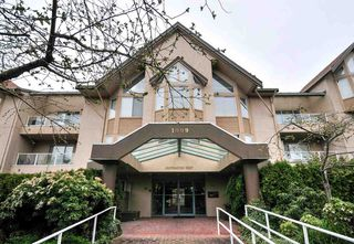 "Photo 1: 112 1009 HOWAY Street in New Westminster: Uptown NW Condo for sale in ""HUNTINGTON WEST"" : MLS®# R2045369"