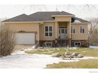 Photo 1: 58122 Millbrook Road East in Dugald: Anola / Dugald / Hazelridge / Oakbank / Vivian Residential for sale (Winnipeg area)  : MLS®# 1606540