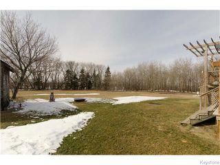 Photo 20: 58122 Millbrook Road East in Dugald: Anola / Dugald / Hazelridge / Oakbank / Vivian Residential for sale (Winnipeg area)  : MLS®# 1606540