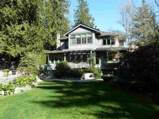Photo 2: 1295 SINCLAIR Street in West Vancouver: Ambleside House for sale : MLS®# R2054349