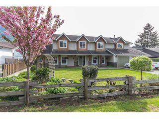 "Photo 1: 42302 KNOX Avenue: Yarrow House for sale in ""YARROW"" : MLS®# R2054781"
