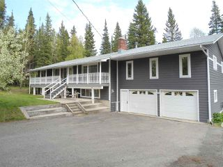 Photo 1: 7630 WANSA Road in Prince George: Pineview House for sale (PG Rural South (Zone 78))  : MLS®# R2063588