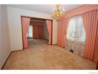 Photo 3: 2 Hawstead Road in Winnipeg: Fort Garry / Whyte Ridge / St Norbert Residential for sale (South Winnipeg)  : MLS®# 1614903
