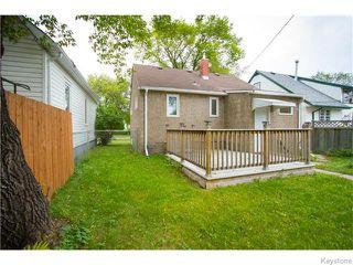 Photo 15: 602 Roanoke Street in Winnipeg: East Transcona Residential for sale (3M)  : MLS®# 1622631