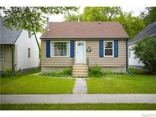 Photo 1: 602 Roanoke Street in Winnipeg: East Transcona Residential for sale (3M)  : MLS®# 1622631