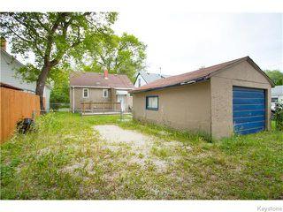 Photo 16: 602 Roanoke Street in Winnipeg: East Transcona Residential for sale (3M)  : MLS®# 1622631