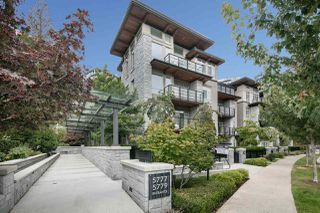 "Photo 2: 402 5779 BIRNEY Avenue in Vancouver: University VW Condo for sale in ""PATHWAYS"" (Vancouver West)  : MLS®# R2105138"