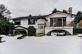Photo 1: 3271 NORFOLK Street in Port Coquitlam: Lincoln Park PQ House for sale : MLS®# R2139122