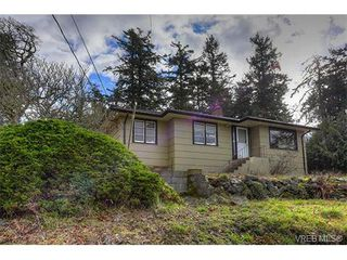 Photo 2: 3983 Holland Avenue in VICTORIA: SW Strawberry Vale Single Family Detached for sale (Saanich West)  : MLS®# 374483