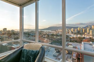 """Photo 5: 802 2483 SPRUCE Street in Vancouver: Fairview VW Condo for sale in """"Skyline"""" (Vancouver West)  : MLS®# R2151780"""