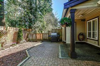 "Photo 15: 10 21801 DEWDNEY TRUNK Road in Maple Ridge: West Central Townhouse for sale in ""SHERWOOD PARK"" : MLS®# R2159131"