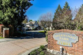 "Photo 20: 10 21801 DEWDNEY TRUNK Road in Maple Ridge: West Central Townhouse for sale in ""SHERWOOD PARK"" : MLS®# R2159131"