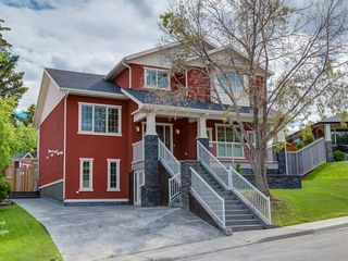 Main Photo: 27 CORNWALLIS Drive NW in Calgary: Cambrian Heights House for sale : MLS®# C4123096