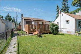 Photo 15: 350 Kilbride Avenue in Winnipeg: West Kildonan Residential for sale (4D)  : MLS®# 1716912