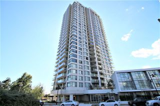 """Photo 2: 2803 570 EMERSON Street in Coquitlam: Coquitlam West Condo for sale in """"UPTOWN 2"""" : MLS®# R2190341"""