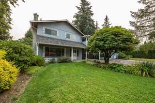 Photo 1: 3620 MCRAE Crescent in Port Coquitlam: Woodland Acres PQ House for sale : MLS®# R2203695