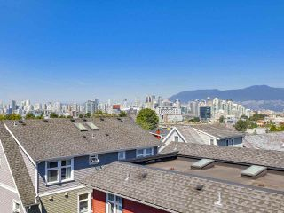 "Photo 19: 517 E 7TH Avenue in Vancouver: Mount Pleasant VE Townhouse for sale in ""THE VANTAGE"" (Vancouver East)  : MLS®# R2203934"