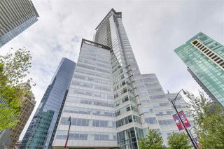 Photo 1: 2706 1077 W CORDOVA STREET in Vancouver: Coal Harbour Condo for sale (Vancouver West)  : MLS®# R2198222