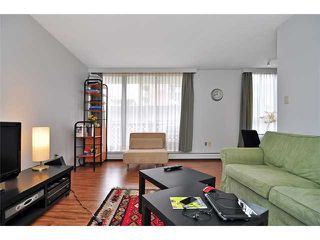 "Photo 2: # 307 1720 BARCLAY ST in Vancouver: West End VW Condo for sale in ""LANCASTER GATE"" (Vancouver West)  : MLS®# V891431"