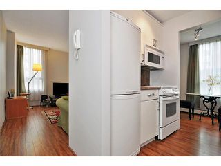 "Photo 8: # 307 1720 BARCLAY ST in Vancouver: West End VW Condo for sale in ""LANCASTER GATE"" (Vancouver West)  : MLS®# V891431"