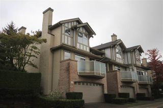 Photo 1: 41 5221 OAKMOUNT CRESCENT in Burnaby: Oaklands Townhouse for sale (Burnaby South)  : MLS®# R2164829