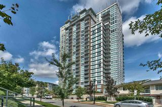 "Photo 1: 502 271 FRANCIS Way in New Westminster: Fraserview NW Condo for sale in ""PARKSDE"" : MLS®# R2211600"