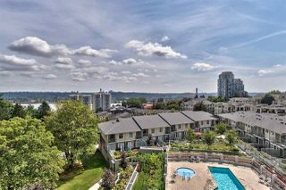 "Photo 19: 502 271 FRANCIS Way in New Westminster: Fraserview NW Condo for sale in ""PARKSDE"" : MLS®# R2211600"