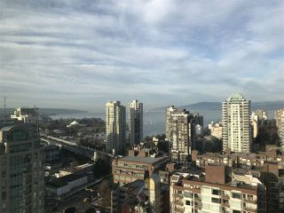 """Photo 2: 2501 1351 CONTINENTAL Street in Vancouver: West End VW Condo for sale in """"THE MADDOX"""" (Vancouver West)  : MLS®# R2227785"""