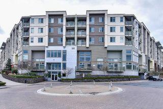 """Photo 1: 328 15850 26 Avenue in Surrey: Grandview Surrey Condo for sale in """"MORGAN CROSSING"""" (South Surrey White Rock)  : MLS®# R2249162"""