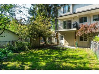 "Photo 19: 5 46608 YALE Road in Chilliwack: Chilliwack E Young-Yale Townhouse for sale in ""Thornberry Lane"" : MLS®# R2267877"