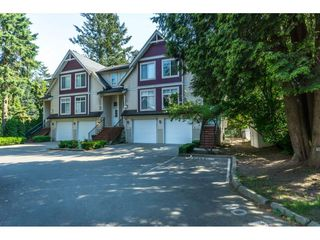 "Photo 1: 5 46608 YALE Road in Chilliwack: Chilliwack E Young-Yale Townhouse for sale in ""Thornberry Lane"" : MLS®# R2267877"