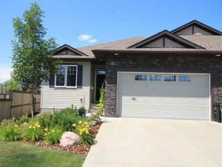 Main Photo: 62 5300 Sunview Lane: Sherwood Park House Half Duplex for sale : MLS®# E4122328